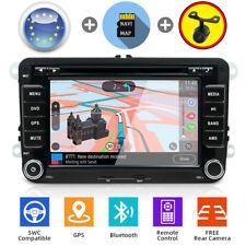 "7"" Car DVD Player Radio Stereo Nav Unit For VW Passat B6 Golf Tiguan Polo Skoda"