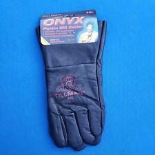 Tillman 45l Welding Gloves Mig Onyx Large New