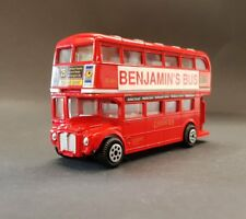 RED TOY LONDON BUS Traditional| Gift Personalised & Customised with Child's Name