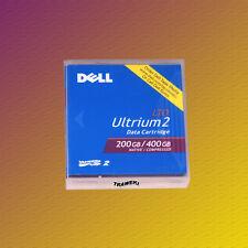 Dell LTO 2, 0N0439, 200/400 GB, Datenkassette, Data Cartridge, NEU & OVP