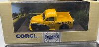 Corgi 1/43 Scale Diecast 96850 - Morris Minor 1000 Pick Up - Wimpey BNIB