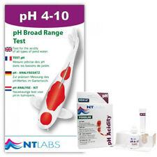 NT Labs Pondlab pH Wert Test Kit Tröpfchentest Wassertest Koi Teich Aquarium