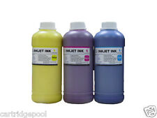 3x500ml Refill Pigment COLOR ink for Epson 676 XL WP-4520 WP-4540 4020 4530 4590
