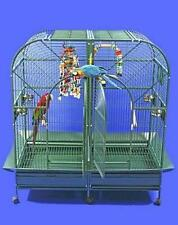 HQ Parrot Double Macaw Cage 64 x 32 -FREEShipping most locations AVAILABLE END