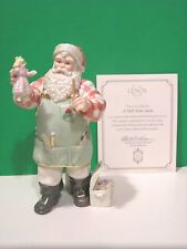 Lenox A Doll From Santa Sculpture New in Box with Coa