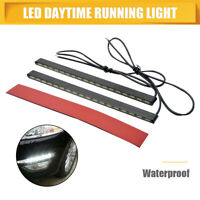 2X Running 5630 Waterproof Car Daytime Light MA138 DRL 12V Bar Driving 21LED SMD