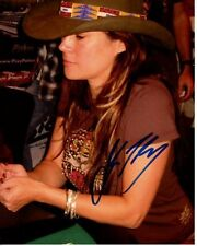 JENNIFER TILLY signed autographed POKER photo