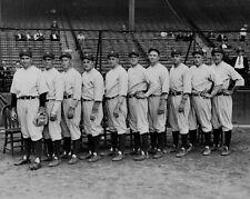 1927 NY YANKEES 11x17 TEAM PHOTO *WORLD SERIES CHAMPS* W-BABE RUTH