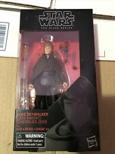 LUKE SKYWALKER JEDI KNIGHT BLACK SERIES WALMART EXCLUSIVE