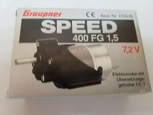 SPEED 400FG 1,5 Graupner 1703.15