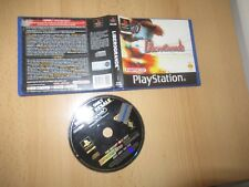 Libero Grande - Sony PS1 - PAL  rental version