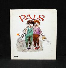 Tell-A-Tale #2555 - Pals - Tom O'Sullivan artwork - 1966 Whitman hardcover