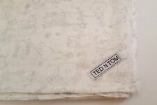 Baby Animal Bamboo Muslin Wrap / Swaddle