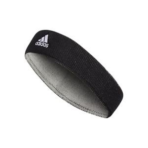 adidas Unisex Interval Reversible Headband, Black/White Aluminum 2/Black, ONE