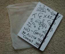 Daniel Johnston x Vans x No Comply Notebook