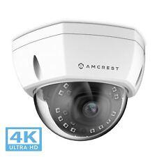 Amcrest 4K IP PoE Camera UltraHD 8MP Dome Security Camera REP-IP8M-2493EW