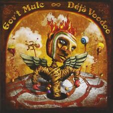 "GOV'T MULE ""DEJA VOODOO"" 2 CD ROCK NEW!"