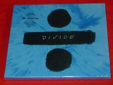 ÷ Divide [Deluxe] by Ed Sheeran (CD, Mar-2017, Atlantic (Label))