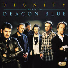 Deacon Blue Dignity-Best Of 2-CD NEW SEALED Real Gone Kid/Fergus Sings The Blues