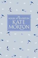KATE MORTON __ THE HOUSE AT RIVERTON__ BRAND NEW __ FREEPOST UK