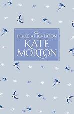 KATE MORTON __ THE HOUSE AT RIVERTON__ SHOP SOILED  __ FREEPOST UK