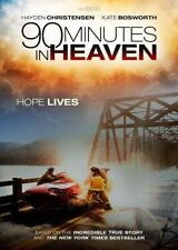 90 Minutes in Heaven DVD Hayden Christensen NEW