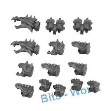 WARHAMMER 40K BITS: CHAOS SPACE MARINES Rhino - Gargoyl Heads