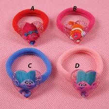 NEW TROLLS Girls Hair rope ropes elastic rubber band headband stock in Australia