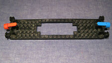 LEGO Eisenbahn alt 4,5V / 12V Lokplatte Magnet Rahmenplatte Schwarz 727