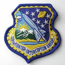 US AIR FORCE 120TH FIGHTER INTERCEPTOR GROUP EMBROIDERED PATCH 3 INCHES