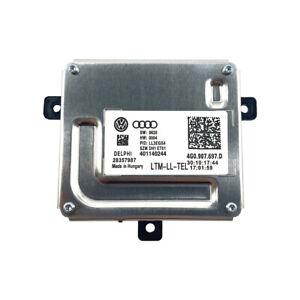New Audi A4 A5 A6 Q3 Q5 TT VW CC Control Unit DRL Computer Module 4G0.907.697.D