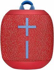 UE Ultimate Ears Wonderboom 2 Portable Waterproof Bluetooth 360 Speaker Red