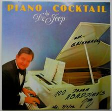 LP DE**DR. JEEP - PIANO COCKTAIL (EUROPHON / MIT WIDMUNG)**29834