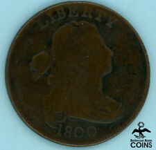 1800 United States 'Draped Bust' Large Cent Coin