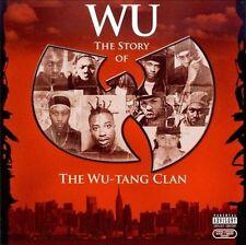Wu: The Story of the Wu-Tang Clan [PA] by Wu-Tang Clan (CD, Nov-2008, Loud/Legac
