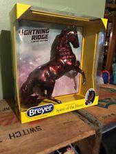 BREYER #1817 - Lightning Ridge - Opal Decorator NIB Traditional Horse Limited Ed