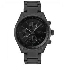 Hugo Boss Men's Grand Prix Black Watch HB1513676