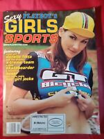 Vintage Porn Mag Playboy Sexy Girls In Sports October 2000