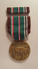WW II European African Campaign Military Medal with RIBBON