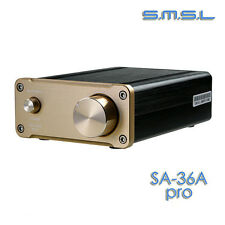 SMSL SA-36A Pro 25W*2 TDA7492PE Digital HIFI Power Amplifier G