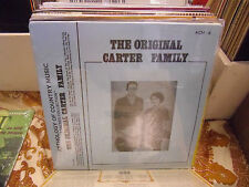 Carter Family Anthology of Country Music Sacred Collection LP ACM SEALED