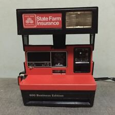 Polaroid 600 State Farm Insurance Edition