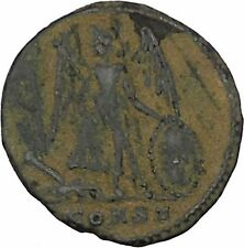 Constantine  The Great founds Constantinople Ancient  Roman Coin Victory  i45872