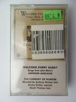 Kirby Thomas Welcome Every Guest (Cassette) New Sealed