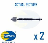 2 x FRONT TIE ROD AXLE JOINT TRACK ROD PAIR COMLINE OE REPLACEMENT CTR3106