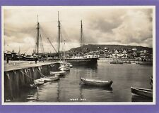 More details for saturn ship harbour west bay nr bridport rp pc unused  west dorset series  ab210