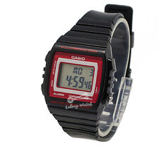 -Casio W215H-1A2 Digital Watch Brand New & 100% Authentic