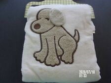 Blanket Dog AKC Puppy New Pet Cream Terry Small s