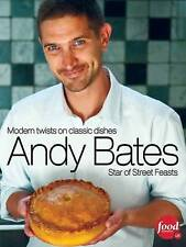 Andy Bates, Andy Bates, New Book