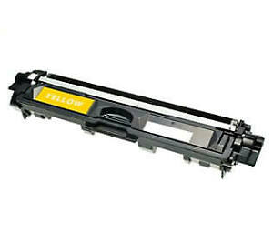 Compatible Brother TN245Y High Yield Yellow Laser Toner Cartridge